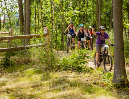 2020 CWOCC Women's Mountain Bike Weekend
