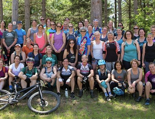 2021 CWOCC Women's Mountain Bike Weekend