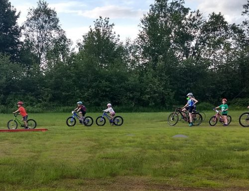 2021 CWOCC Summer Youth Ride Program